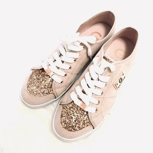 d162c420040 Women s G By Guess Glitter Sneakers on Poshmark